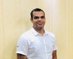 Mr. Ankit Raj