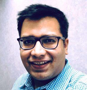 Mr Saharsh Damani